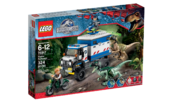 Jurassic World LEGO Raptor Rampage box1