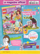 LEGO Friends 9 Encart