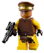 Lego Naboo Security Officer