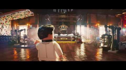 The LEGO Batman Movie - Gotham Cribs