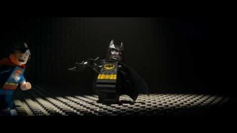 The LEGO MOVIE - Triff Batman