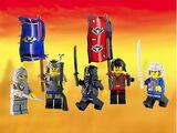 4805 Ninja Knights
