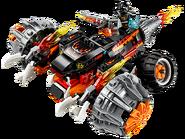 70222 Le bulldozer Panthère 2