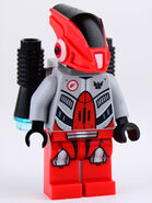 70708 Roter Roboter