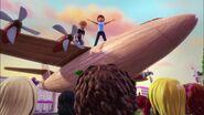 Char avion-Le concours de chars