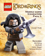 Lego lord of the rings 2