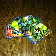 Sparratus's Cards