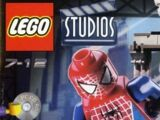 1376 Spider-Man Action Studio