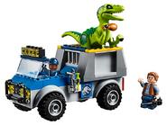 10757 Le camion de secours des raptors 2