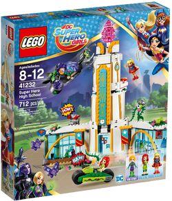 41232 Super Hero High School Box