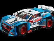 42077 La voiture de rallye