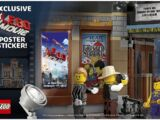 5002891 The LEGO Movie Mini Poster Sticker