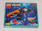 6155 Deep Sea Predator / Aquashark Barracuda