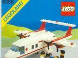 6356 Med-Star Rescue Plane