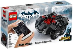 76112 App-Controlled Batmobile Box