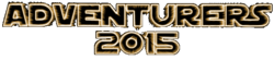 Adventurers 2015 Logo