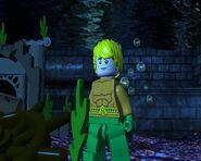 Aqua man lego