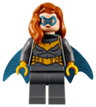 LEGO Batgirl Rebirth