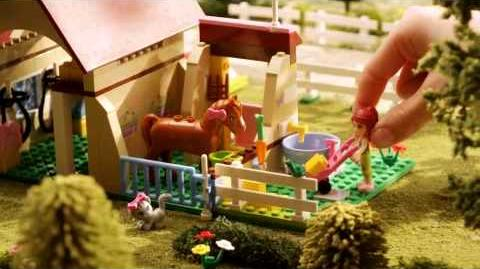 LEGO Friends - Heartlake Stables