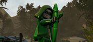 Lego batman 3 arrow