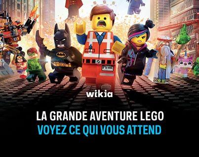 The LEGO Movie Wikia