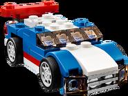 31027 Le bolide bleu 2
