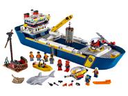 60266 Le bateau d'exploration océanique