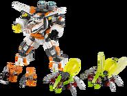 70707 La contre-attaque du robot
