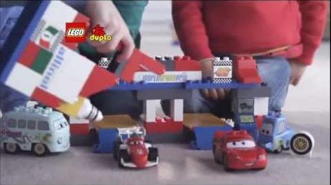 LEGO DUPLO et les héros de Cars