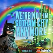 LEGO Dimensions Batman Oz