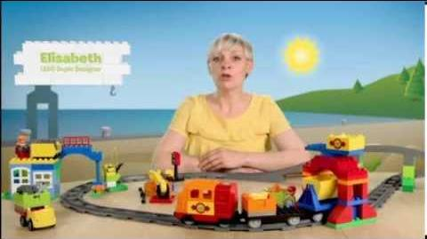 LEGO Duplo Designer Video - Delux Train Set