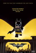 The LEGO Batman Movie Poster Batman Day