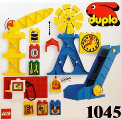 1045 Industrial Elements