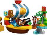 Piratenschiff Bucky 10514