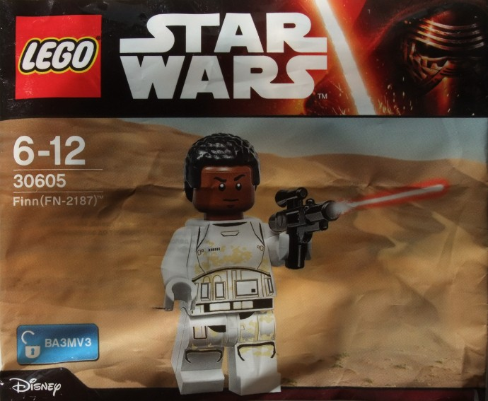 Lego Star Wars Finn FN-2187
