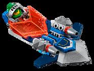 70320 L'Aero Striker V2 d'Aaron Fox 4