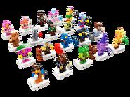 71023 Minifigures Série La Grande Aventure LEGO 2 2