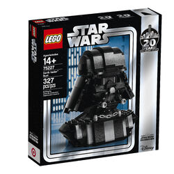 75227 Darth Vader Bust Box