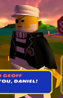 Captain Geoff