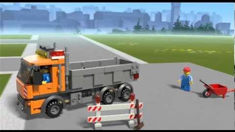 LEGO City - Great Vehicles 4434