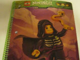 Ninjago Lloyd Spiral Notebook