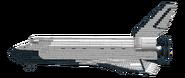 Space shuttle endeavour 3