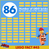 The lego movie-fact 45