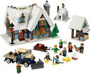10229 Le cottage d'hiver