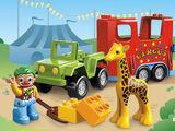 10550 Le transport du cirque