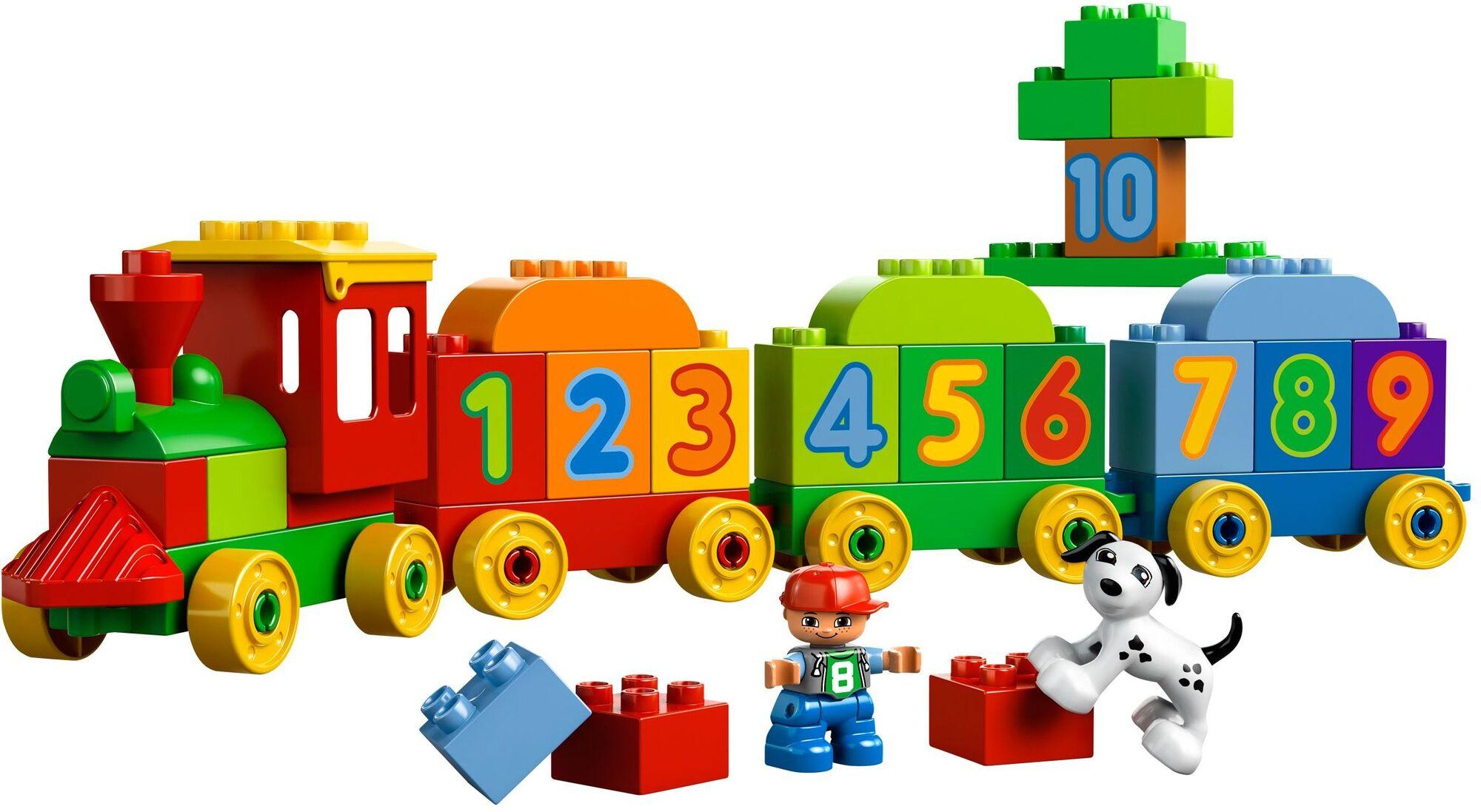 Zahlenzug 10558 Lego Wiki Fandom Powered By Wikia