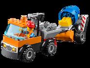 10750 Le camion de réparation des routes 2