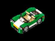 31056 La décapotable verte