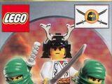 3346 Green Ninja & Samurai Lord