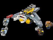 70609 Le bombardier Raie Manta